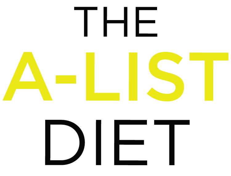 The A-List Diet Book